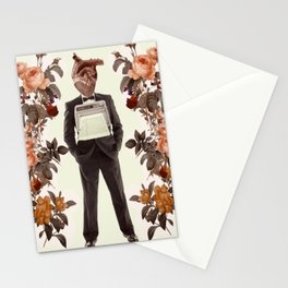 Heart Monitor Stationery Cards