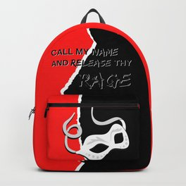 Release Thy Rage Backpack
