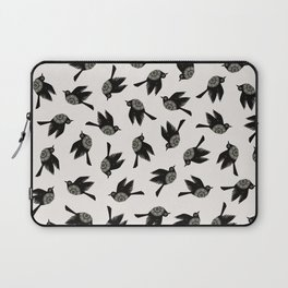 Blackbirds Flying Laptop Sleeve