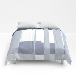 Mesa in Blue Comforters