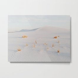 White Sands National Monument Metal Print