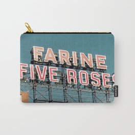 Farine Five Roses Carry-All Pouch