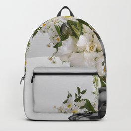 Flowers Spirit Collage Backpack