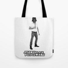 Star Village People Wars Tote Bag
