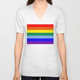 Rainbow Original Unisex V-Neck
