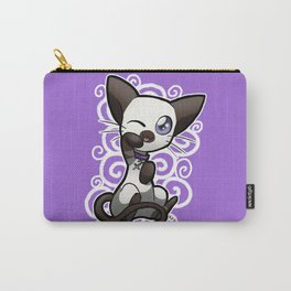 Zodiac Cats - Sagittarius Carry-All Pouch