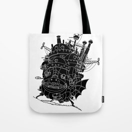 Howl's moving castle. Tote Bag
