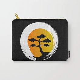 Zen Tree Carry-All Pouch