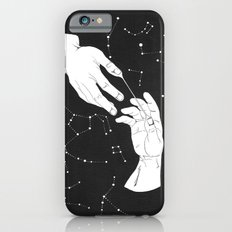 Open the gates to heaven iPhone 6 Slim Case