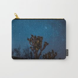 Midnight Stars at Joshua Tree Carry-All Pouch