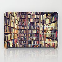 books iPad Cases featuring Books by Whitney Retter