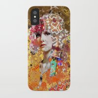 rose gold iPhone & iPod Cases featuring Rose. Gold by Steve W Schwartz Art
