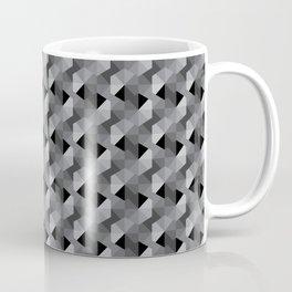 Abstract Hexagon Pattern Coffee Mug