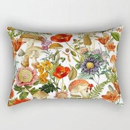 Mushroom Dreams 2 Rectangular Pillow