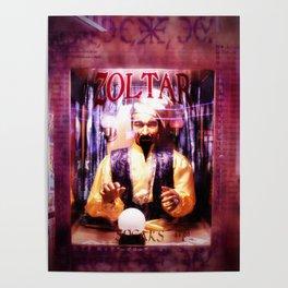 Zoltar Poster