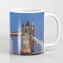 Tower Bridge in London, UK Coffee Mug