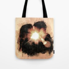Till the end of time Tote Bag