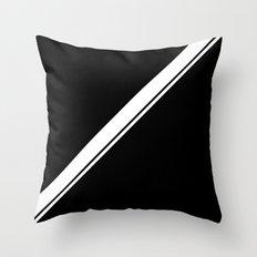 Natticat Double Stripe Throw Pillow