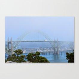 Yaquina Bay Canvas Print