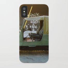 Sunday Drive iPhone Case