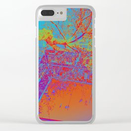 Hyperstimulation 0552 Clear iPhone Case