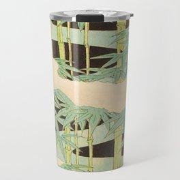 Shin-Bijutsukai – Japanese Design Bamboo At Night Travel Mug