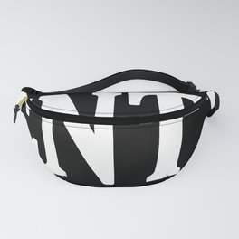 ENTJ Personality Type Fanny Pack