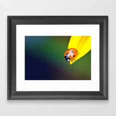 Geronimo! Framed Art Print