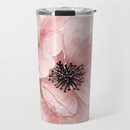 Flower 21 Art Travel Mug