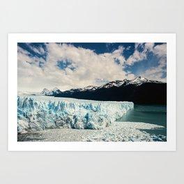 Perito Moreno Art Print