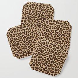 Leopard Print Coaster