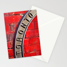 Toronto Bicycle Ring Stationery Cards
