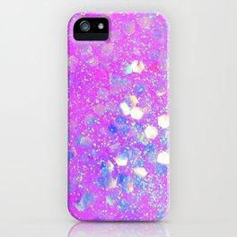 Irridescent Love iPhone Case