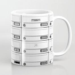Mailbox Lotto Coffee Mug