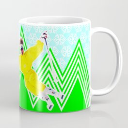 Shred the GNARski 03 Coffee Mug