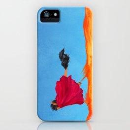 Desert Messenger iPhone Case