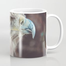 Eagle Portrait - Animals and Nature Photography Coffee Mug