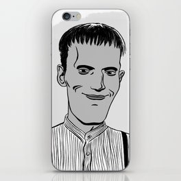 LURCH - THE ADDAMS FAMILY iPhone Skin