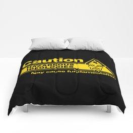 Hazardous Ideologies Comforters