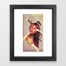 PHOTOSHOP Framed Art Print