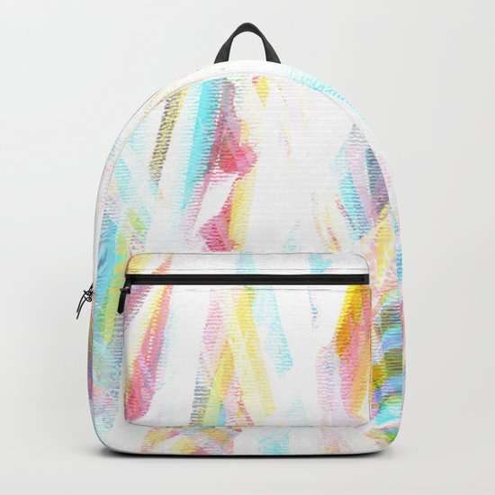 Color Rays Backpack