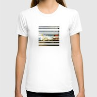 broadway T-shirts featuring Broadway In The Now... by PHTP Studio