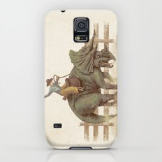 Dino Rodeo  Slim Case Galaxy S5