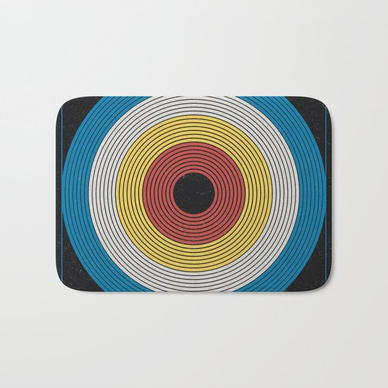 Making Peace With Noise Bath Mat