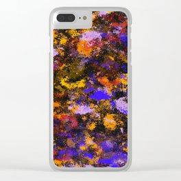 My galaxy Clear iPhone Case