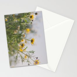 Under the light Stationery Cards