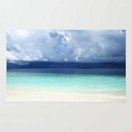 Maldives colors Rug