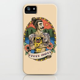 Daddy Issues iPhone Case