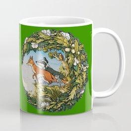 Animals Of Farthing Wood Coffee Mug