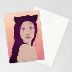 Velvet Lady Stationery Cards